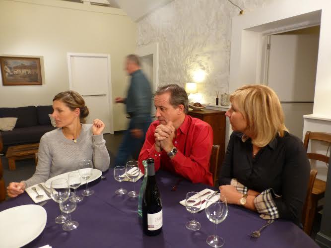 2015-10-19 Les Ambassadeurs  Table et tableau