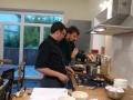 2015-10-19 Les Ambassadeurs Le chef au fourneau
