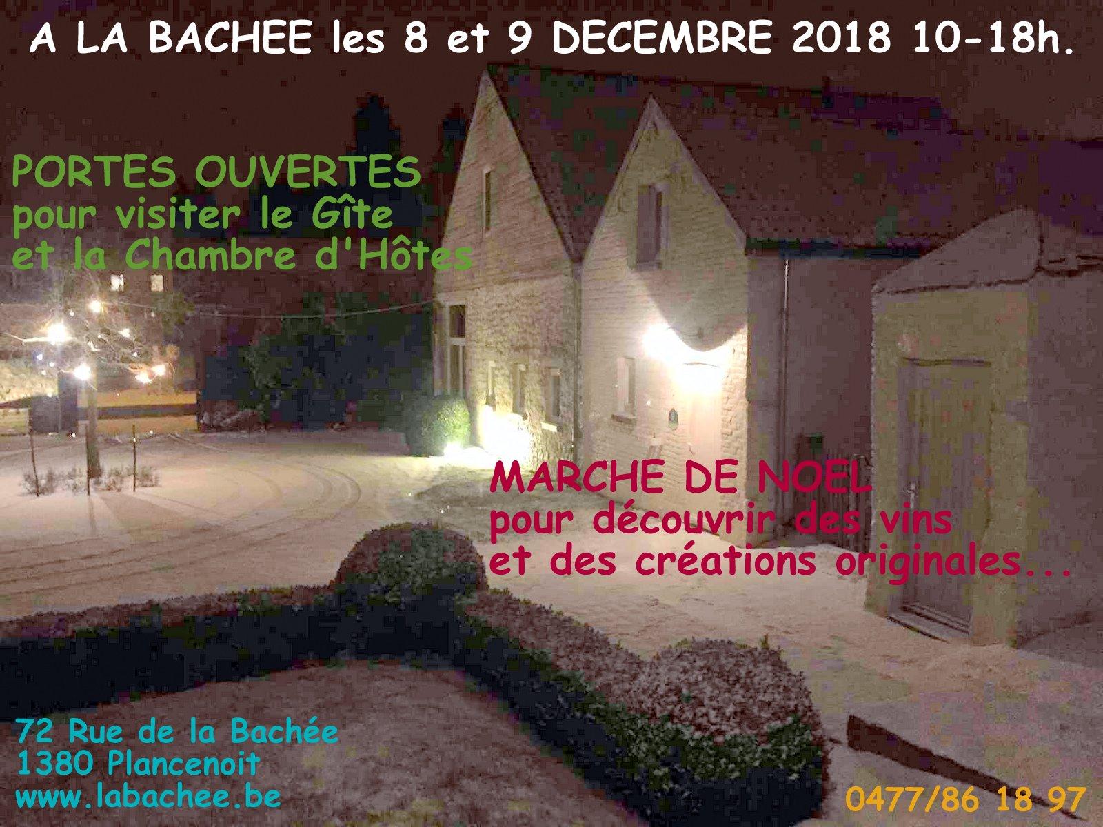 Actualités - Gite La Bachée